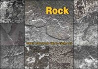 Rock Texture PS Bürsten abr vol.6
