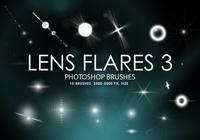 Gratis Lens Flares Photoshop Borstar 3