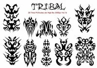 20 Tribal PS Pinceles Vol.16
