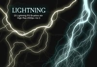 20 Lightning PS Pinceles abr vol.3