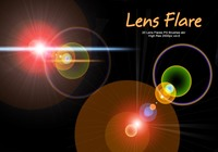 20 lens flares ps brushes abr vol.6