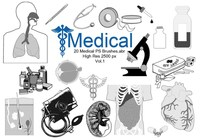 20 Medical PS Brushes.abr Vol.1