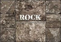 20 Rock Texture PS Bürsten abr vol.8