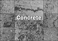 20 Concrete PS Brushes abr vol 8