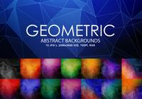 Geometric-backgrounds