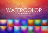 Watercolor Backgrounds