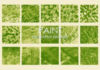 Free Dirty Paint Photoshop Brushes 5