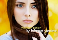Ações do Yechbah Photoshop
