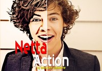Netta Photoshop Action