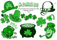"20 ""St Patricks Day"" PS Borstels abr. Vol.5"