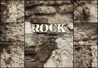 20 Rock Texture PS Bürsten abr vol.9