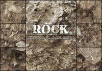 20 Rock Texture PS Borstels abr vol.10