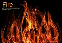 20 Fire PS Brushes abr.Vol.2