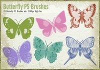 20 Butterfly PS-borstar abr.vol.6