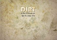 20 Dirt Brushes abr.vol.8