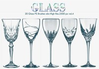 20 Glass PS Brushes abr.vol.4