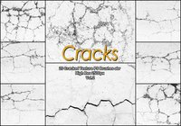 20 Cracked Concrete PS Pinceles abr. Vol.2