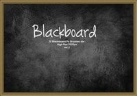 20 Blackboard Ps Borstels abr. vol.2
