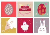 Easter Egg PSD Icons