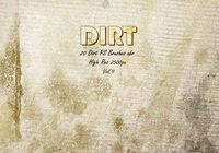 20 Dirt Brushes abr.vol.9