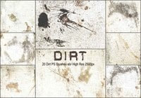 20 Dirt Brushes abr.vol.10
