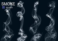 20 Smoke PS Brushes abr. Vol.6