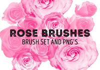 Rose Brushes