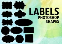 Label Shapes