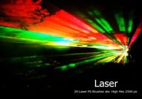 20 Laser PS Bürsten abr. Vol.1