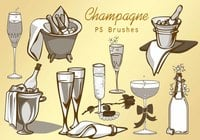 20 Champagne PS Brushes abr.vol.1