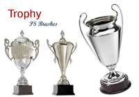 20 Trophy PS Brushes abr. vol.1
