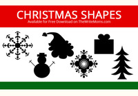 Christmas Shapes