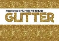 Glitter texturen