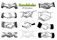 20 Handshake PS Brushes abr