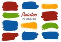 20 peintres PS brosses abr.vol.4