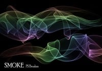 20 Smoke PS Brushes abr. Vol.8