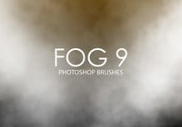 Gratis Fog Photoshop Borstels 9