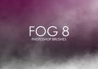 Free Fog Photoshop Brushes 8