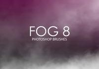 Free Fog Photoshop Brushes 8