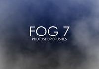 Free Fog Photoshop Brushes 7