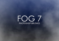 Free Fog Photoshop Brushes 7