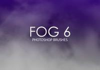 Escovas gratuitas do photoshop da névoa 6