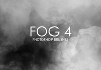 Libre Niebla Photoshop Brushes 4