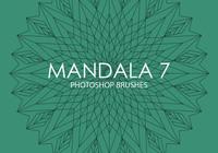 Free Mandala Photoshop Brushes 7