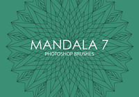 Free Mandala Photoshop Brushes 7