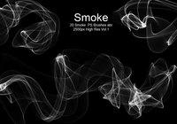 20 Smoke PS Brushes abr. Vol.1