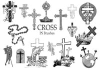 20 Cross PS Brushes abr.