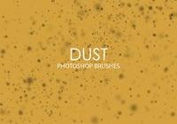 Free Dust Photoshop Brushes