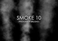 Free Smoke Pinceles para Photoshop 10