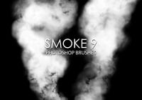 Free Smoke Photoshop Brushes 9
